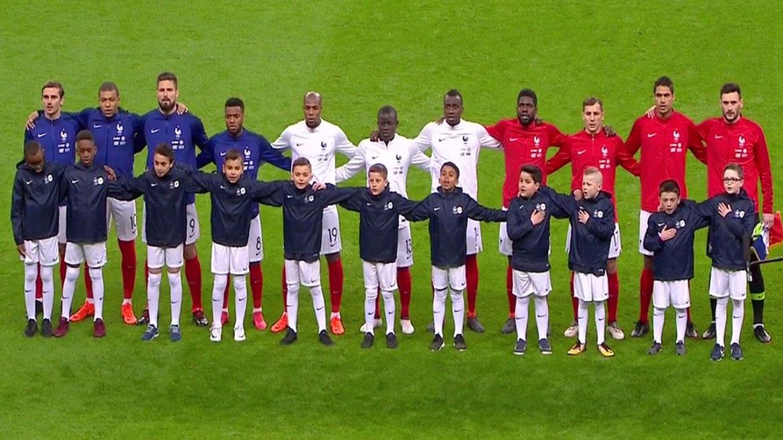 Equipe de France : C'est la rentrée des classes avec 3 nouveaux bleus