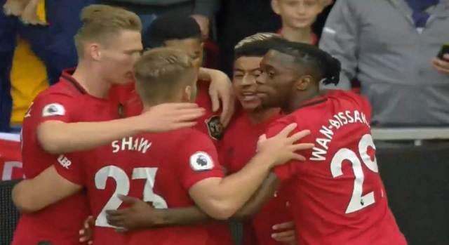 Premier League : Tottenham 1 – Manchester United 3