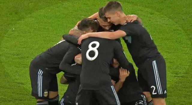 Amical : Allemagne 2 – Argentine 2