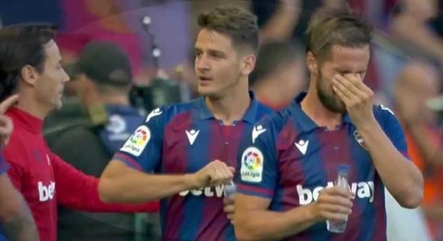 Liga : Levante 3 – Real Madrid 3