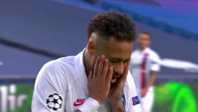 Ligue 1 : PSG 0- Lille 1 , Lens 1 – Lyon 1 ( Neymar Slimani voient rouge)