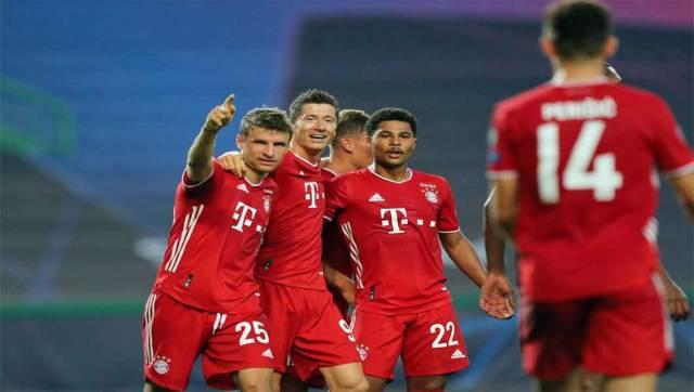 Bundesliga : Bayern Munich 5 – Mainz 2