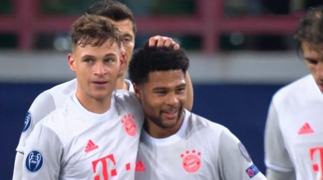 Allemagne : Bayern Munich – Fribourg (2-1)