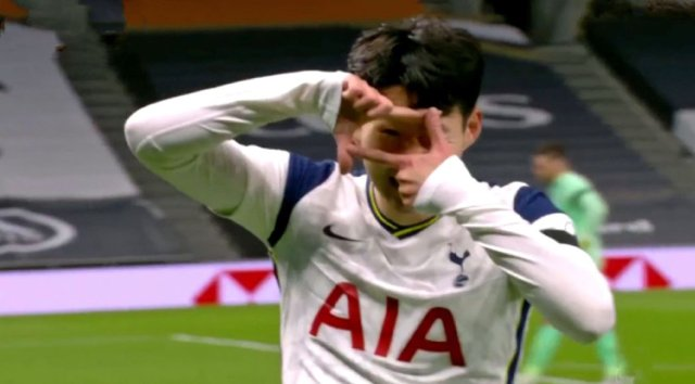 PL : Tottenham 2 – Manchester City 0