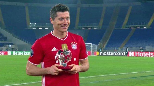 C1 : Lazio Rome – Bayern Munich (1-4)