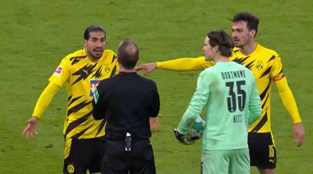 Bundesliga : Bayern Munich 4 – Dortmund 2