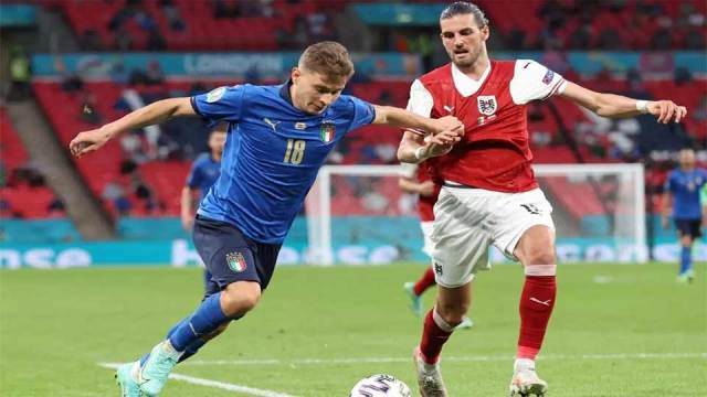 EURO 2020 : Italie – Autriche (2-1)