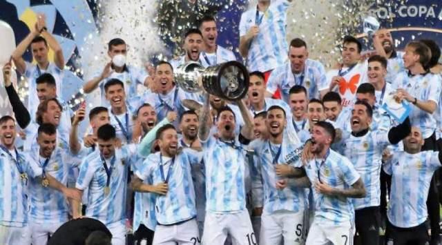 Messi Copa america
