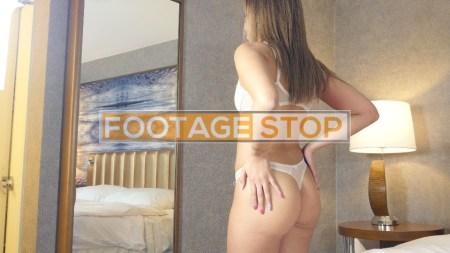 bikini-girl-stock-video-footage