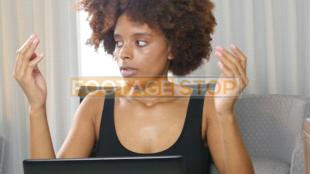 african-american-business-woman-stock-footage-video