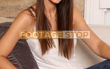 millennial-woman-ethnic-portrait-stock-photo