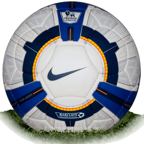 Nike Total 90 Ascente is official match ball of Premier League 2009/2010
