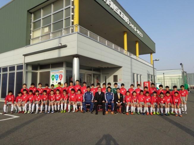 グランセナ新潟FCジュニア
