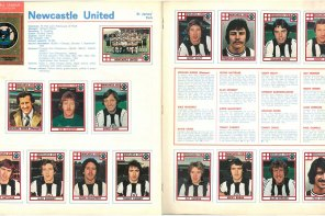 Newcastle United 1978