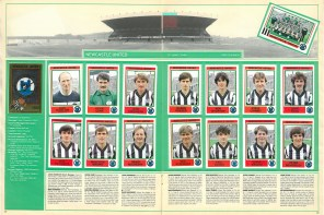 Newcastle United 1985