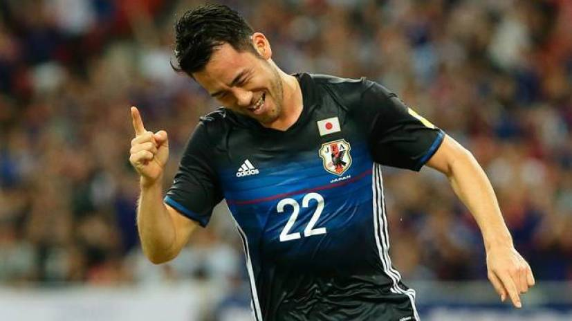 Image result for Maya Yoshida - japan