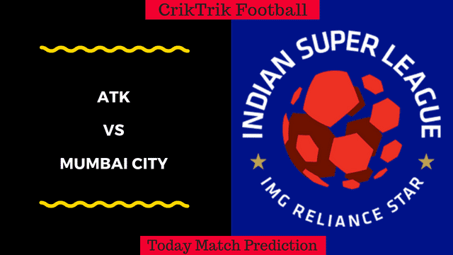 ATK vs Mumbai ISL match prediction