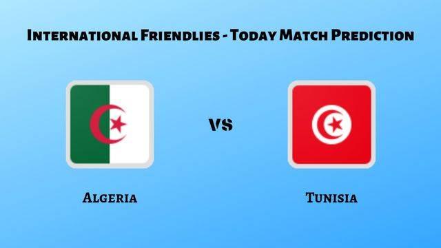 Algeria vs Tunisia