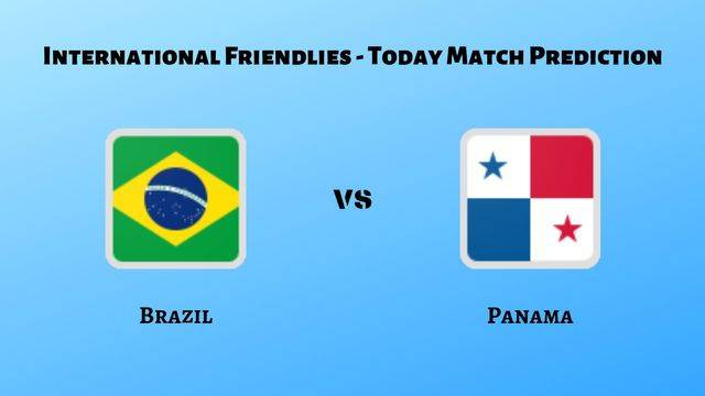 Brazil vs Panama