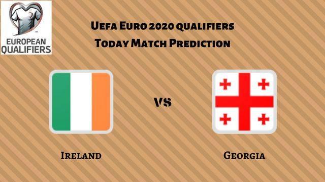 Ireland vs Georgia