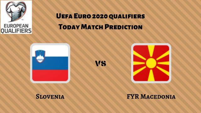 Slovenia vs FYR Macedonia