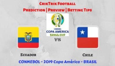 Bolivia vs Venezuela - Preview, Prediction & Betting Tips – 2019