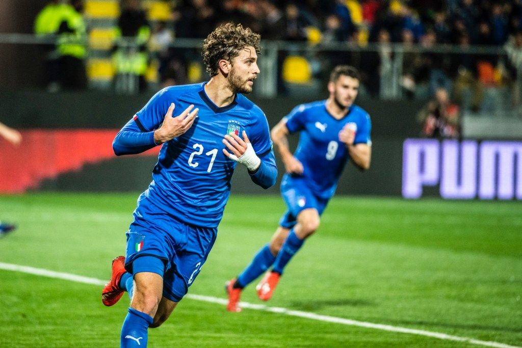 Locatelli, azzurrini