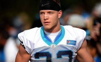 Start Christian McCaffrey
