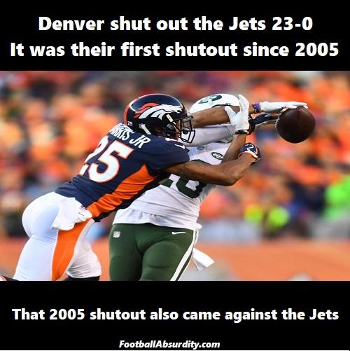 Broncos Jets