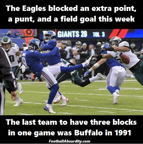 Philly facts about the NFL week 15