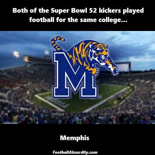 Memphis SB kickers