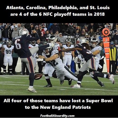 2018 Super Bowls