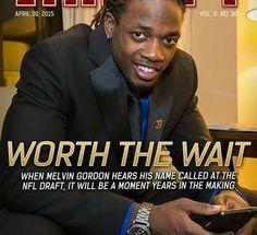 Melvin Gordon Player Profile