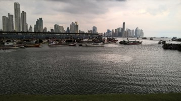 Panama City resembles Miami