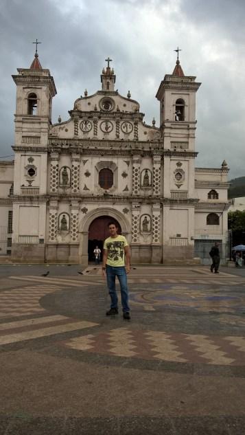 Church in Tegus