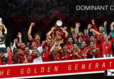 Dominant champions – Spain Golden Generation