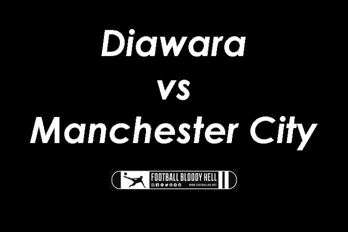 Diawara vs Manchester City | FI