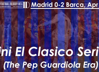 Real Madrid 0-2 Barcelona | FI
