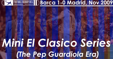 Barcelona 1-0 Real Madrid | FI