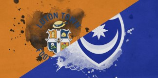 EFL League One 2018/19: Luton vs Portsmouth Tactical Analysis Statistics
