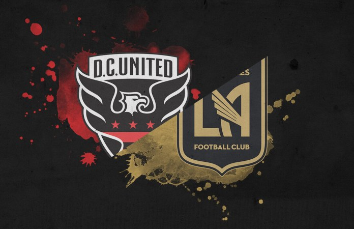 MLS 2019: LAFC vs DC United Tactical Analysis Statistics