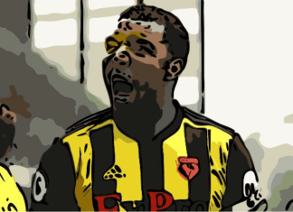 Premier League 2018/19: Troy Deeney Watford Tactical Analysis Statistics