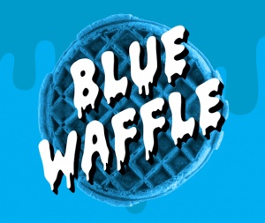 Blue Waffle, the new album by Goldie Lookin Chain