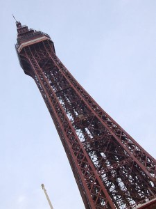 Blackpool Tower, Stewart Downing