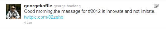 George Boateng