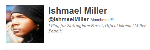 Ishmael Miller