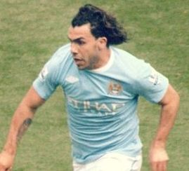 Carlos Tevez is set to return to Roberto Mancini's Manchester City side.