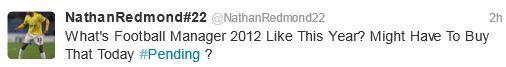 Birmingham City winger Nathan Redmond