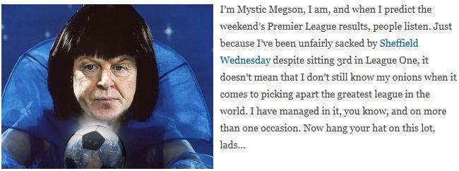 Mystic Megson predicts: Queens Park Rangers v Everton