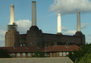 Chelsea fail in bid to sign Battersea Power Station
